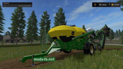 Сеялки John Deere 1890/1910 для игры Farming Simulator 2017