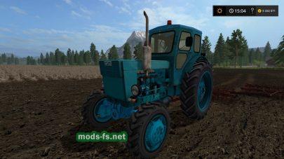 Т-40 АМ для Фермер Симулятор 2017