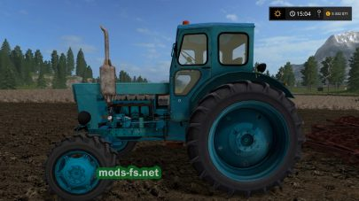 Мод трактора Т-40 АМ для FS 2017