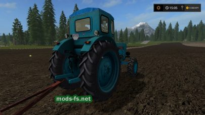 Т-40 АМ мод для Farming Simulator 2017