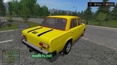 Русский автомобиль ВАЗ 2101 для FS 2017