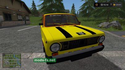 Мод «Копейка» для Farming Simulator 2017