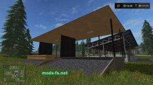 Продажа древесины Farming Simulator 2017