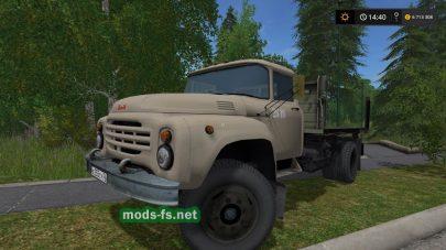 Мод русского грузовика ЗиЛ-130 для FS 2017