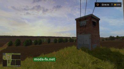 Скриншот мода карты Черкащина