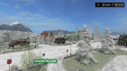 snow mods Farming Simulator 2017