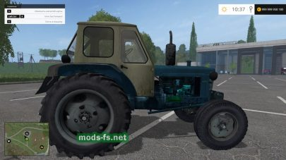 ЮМЗ 6 для игры Farming Simulator 2015