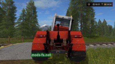 Мод трактора Кировец К-744 Р3
