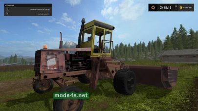 Скриншот мода косилки КПС 5Г