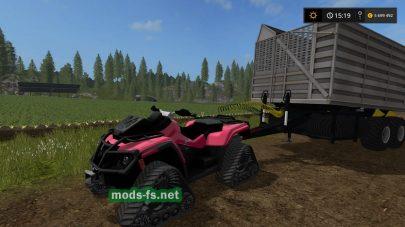 Canam ATV Crawler