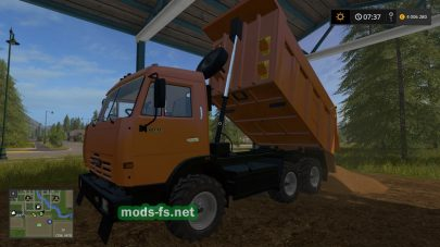 КамАЗ-65115 для Фермер Симулятор 2017