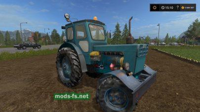 Старый трактор Т-40 АМ для FS 2017