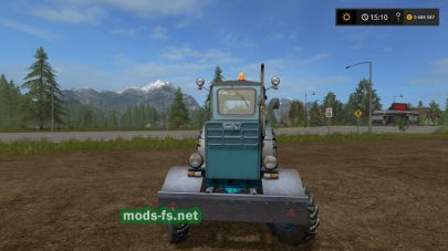 Мод Т-40 АМ для Farming Simulator 2017