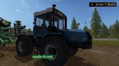 Мод трактора HTZ-17022