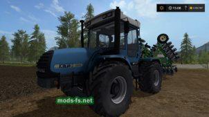 Мод ХТЗ-17022 для Фермер Симулятор 2017