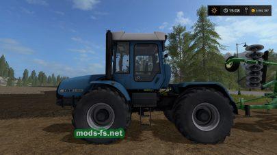 Новая модель трактора ХТЗ-17022 для Farming Simulator 2017