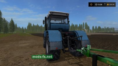 ХТЗ-17022 для Farming Simulator 2017