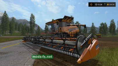 New Holland Cr1090 для FS 2017