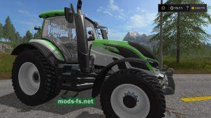 Мод трактора Valtra T234 WR Edition