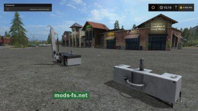 Мод Röwer system для FS 2017