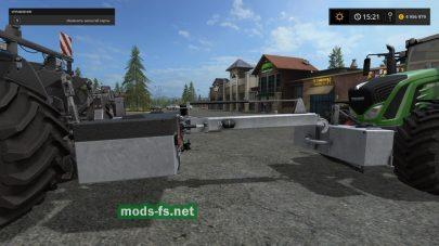 «Röwer system» для Farming Simulator 2017