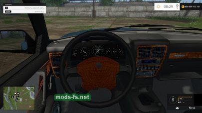 Мод ГАЗ-3110 для Фермер Симулятор 2015