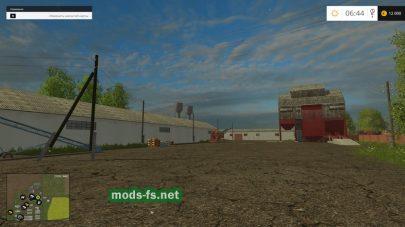«УкрАгро» для игры Фермер Симулятор 2015