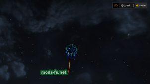 Firework mods FS 2017