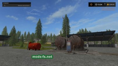 Gas Station mods FS 2017