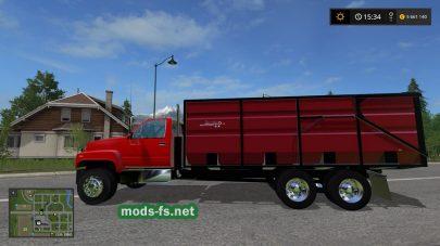 грузовик GMC самосвал для FS 2017