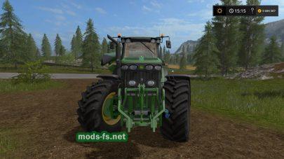 Трактор JOHN DEERE 8530 для игры Фермер Симулятор 2017