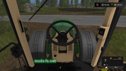 Мод трактора JOHN DEERE 8530
