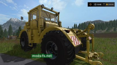 k-700a for farming simulator 2017