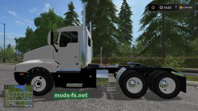 Тягач Kenworth T600 для игры Farming Simulator 2017