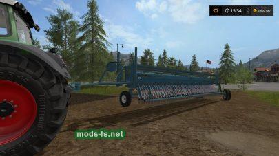 «8m Seeder» для игры Farming Simulator 2017