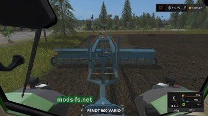8m Seeder mods