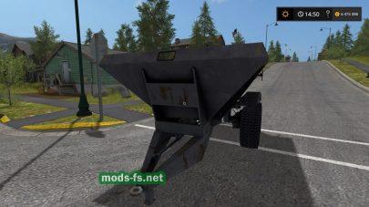 MVU8 mods FS 2017
