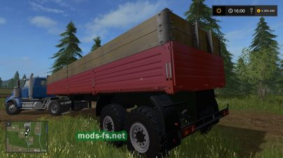 nefaz-9334 mods FS 2017