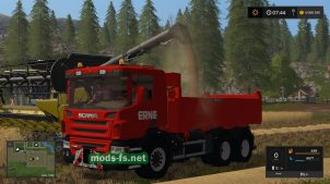 Модификация грузовика Scania P420