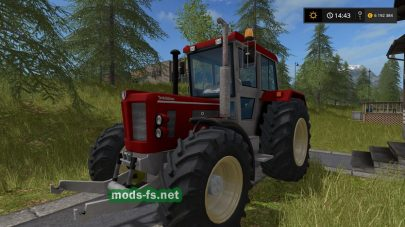 Трактор Schlueter 1500 TVL