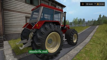Скриншот мода трактора Schlueter 1500 TVL