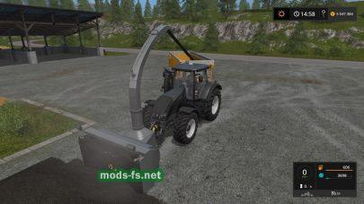 Silage Cutter mods FS 2017