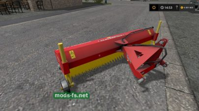 Sweeper Rabaud Supernet