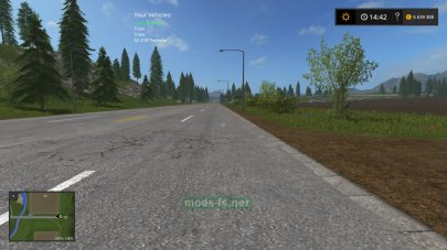 Мод VehicleSort для Farming Simulator 2017