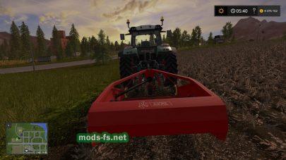 Мод картофелекопалки для Фермер Симулятор 2017