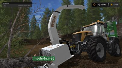 Wood Crusher для FS 2017