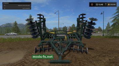 bdt-7 mods FS 2017
