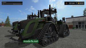 """FENDT VARIO T"" для Farming Simulator 2017"