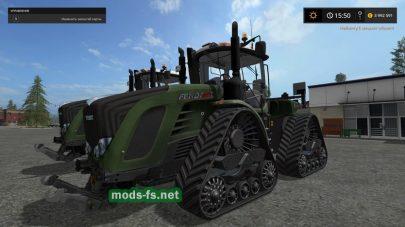 «FENDT VARIO T» для Farming Simulator 2017