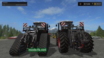 Трактора FENDT для FS 2017